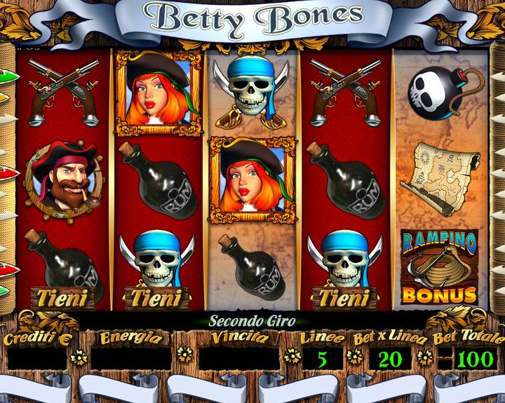 BETTY BONES 1