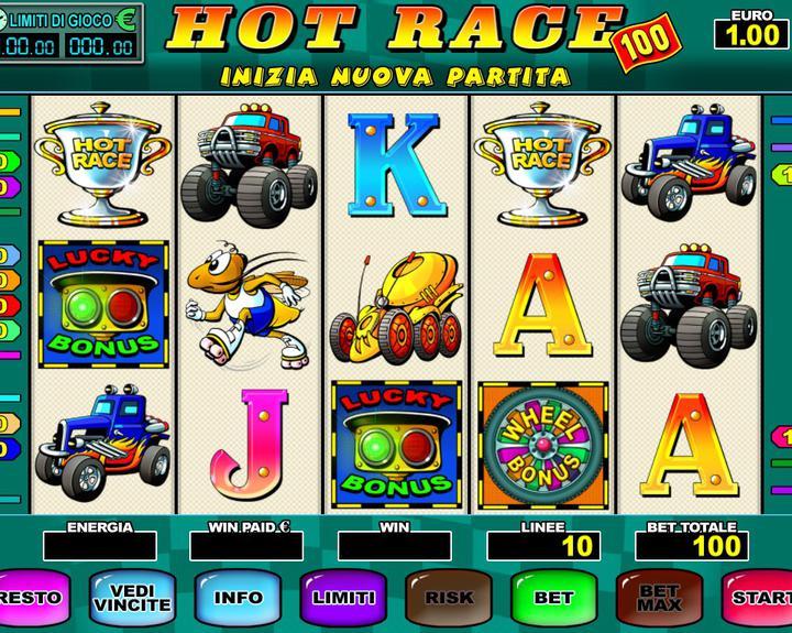 HOT RACE 1