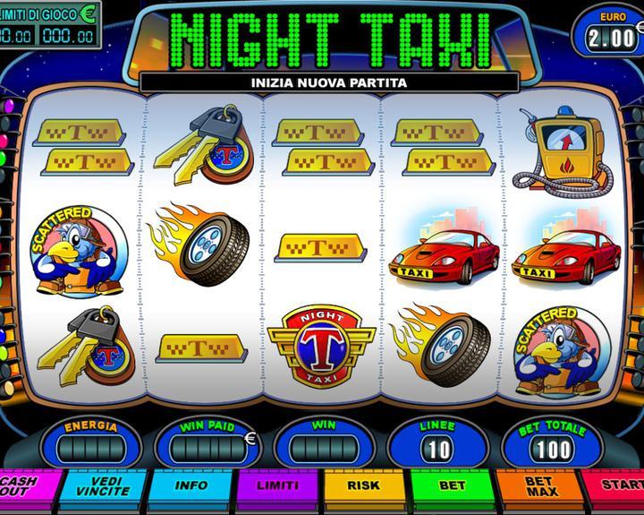 NIGHT TAXI 1