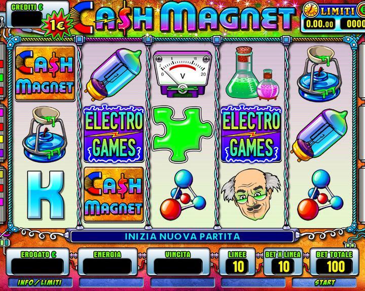CASH MAGNET 1