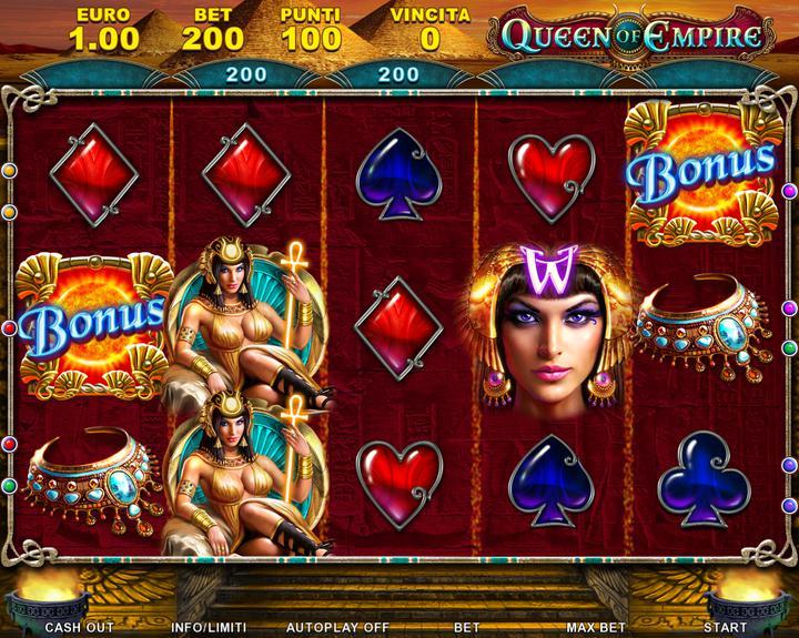 Queen Of Empire - 02