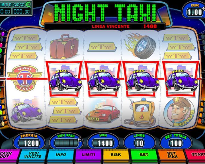 NIGHT TAXI 2
