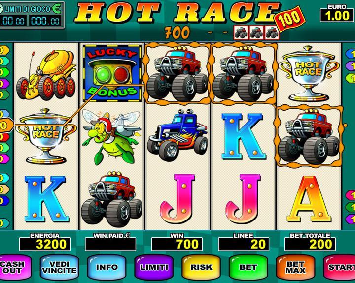 HOT RACE 3