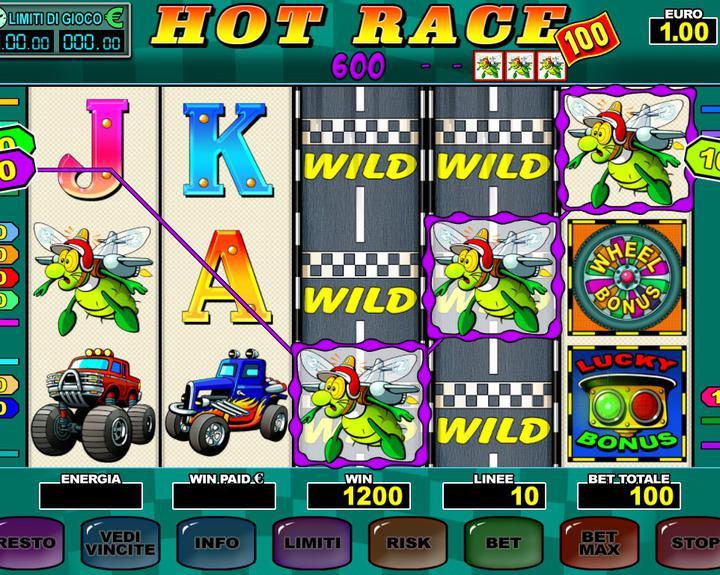 HOT RACE 4