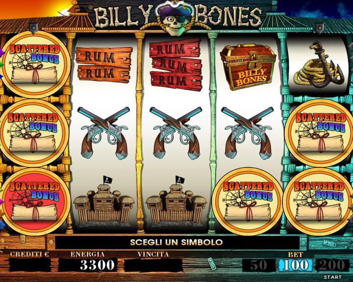 BILLY BONES RETURN 3