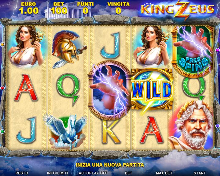 King Zeus - 01