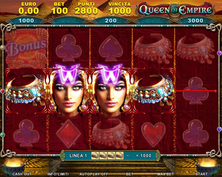 Queen Of Empire - 03