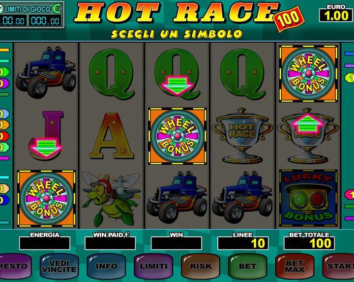 HOT RACE 6
