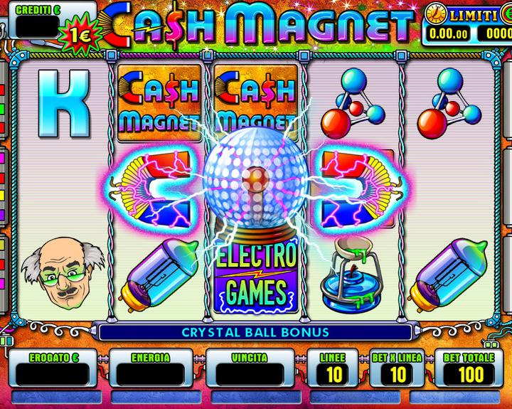 CASH MAGNET 4