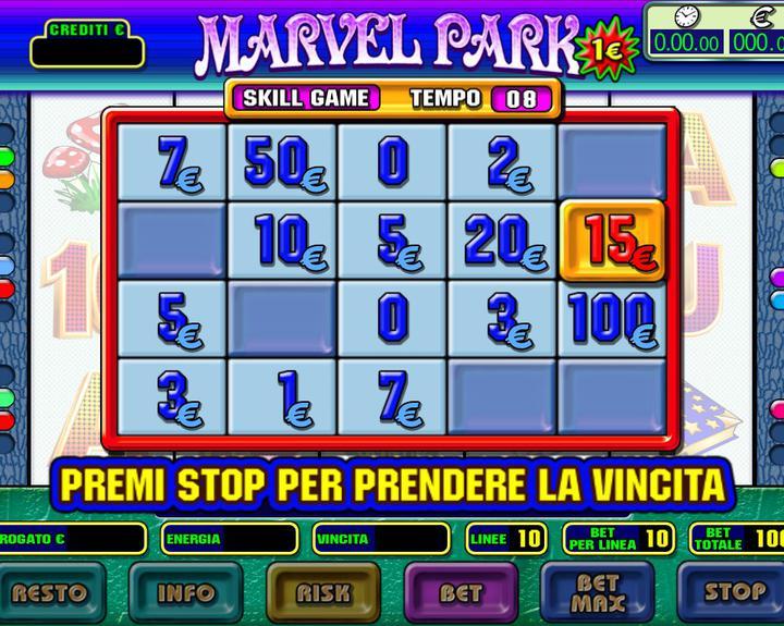 MARVEL PARK 4