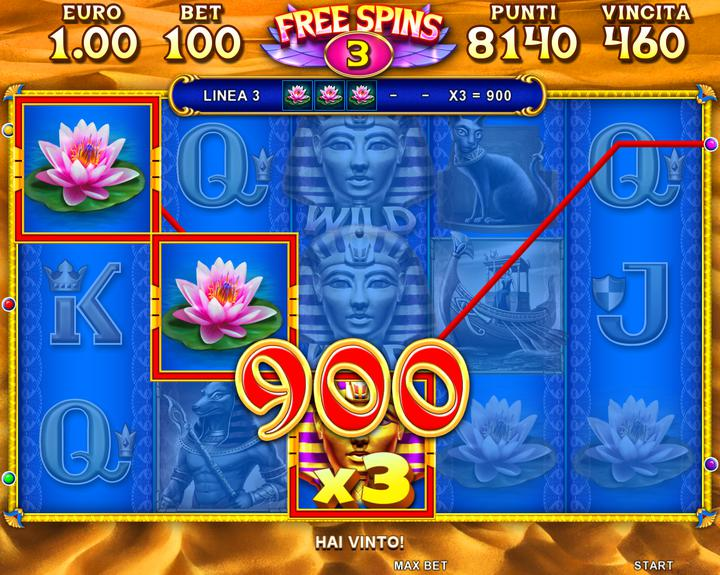 011. princess of the nile - free spins.png