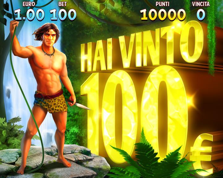 015. Tarzan - hai vinto 100 euro.png