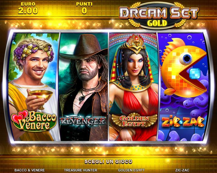 Dream Set Gold 1