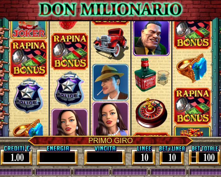 DON MILIONARIO 1