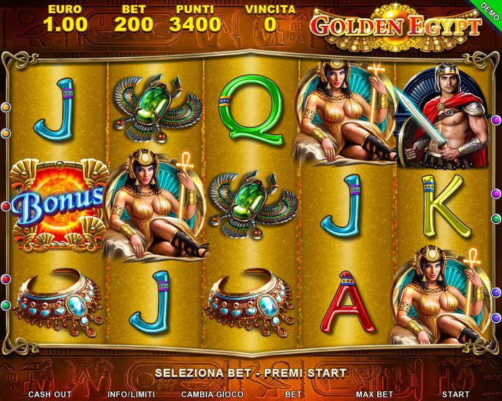 Golden Egypt 2