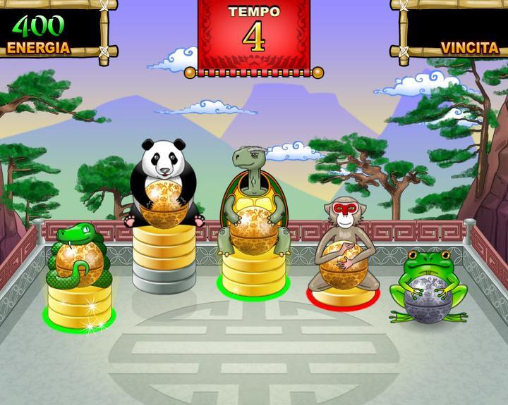 CHINA GOLD 5