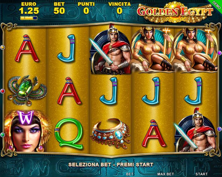 Golden Egypt 3