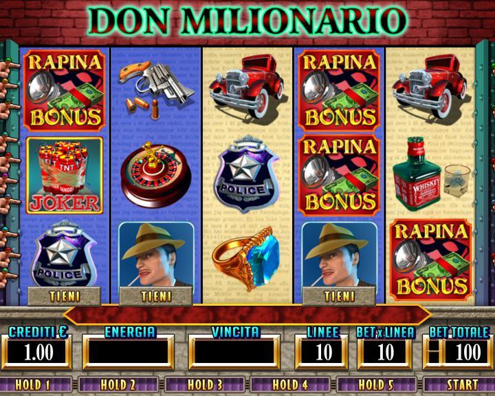 DON MILIONARIO 3