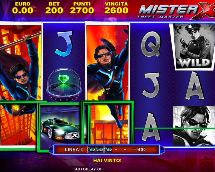 Mister X - 03