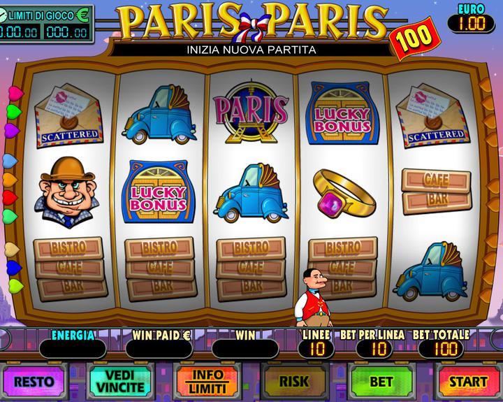 PARIS PARIS 1