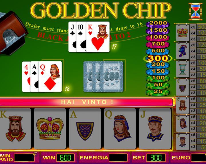 GOLDEN CHIP 1