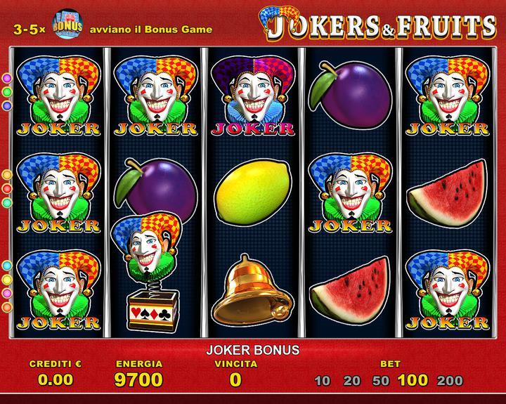 Joker & Fruits - 02