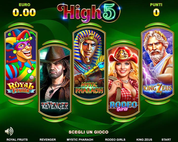 High 5 - 01