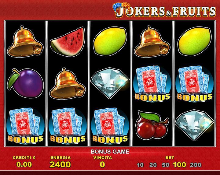 Joker & Fruits - 03
