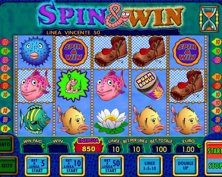 SPIN & WIN 2
