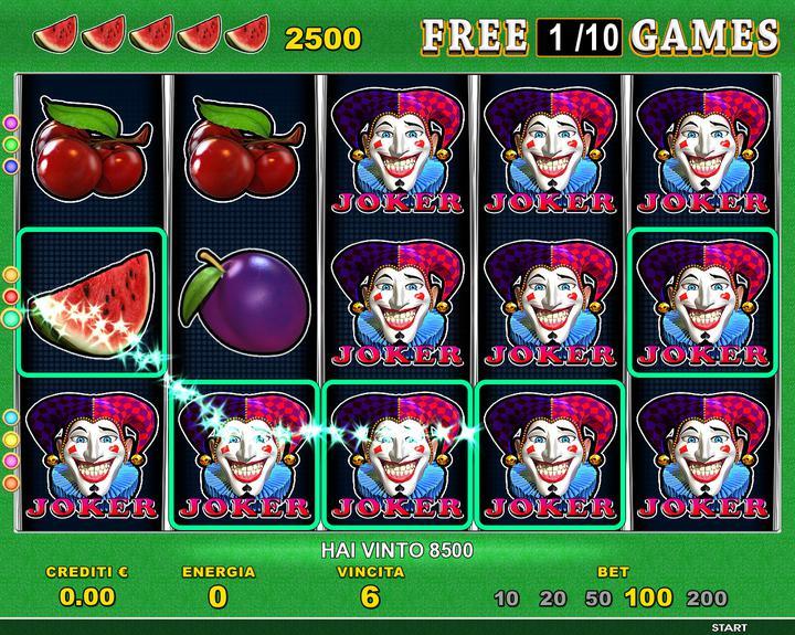 Joker & Fruits - 04