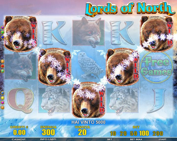 LORDS OF NORTH 3