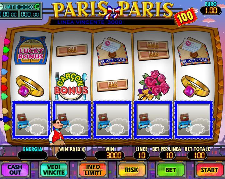 PARIS PARIS 4