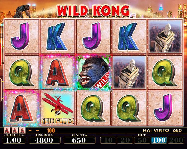 WILD KONG 2