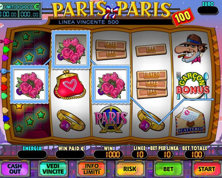 PARIS PARIS 5
