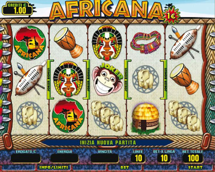 AFRICANA 2