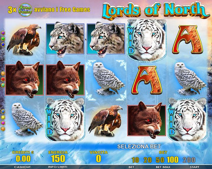 LORDS OF NORTH 1