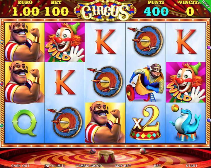 Circus - 02