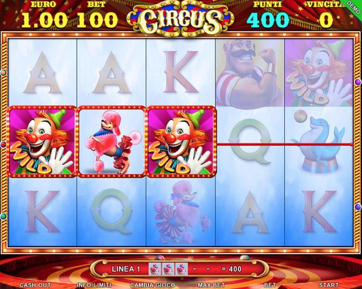 Circus - 03