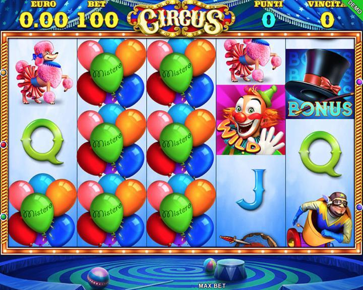 Circus - 04