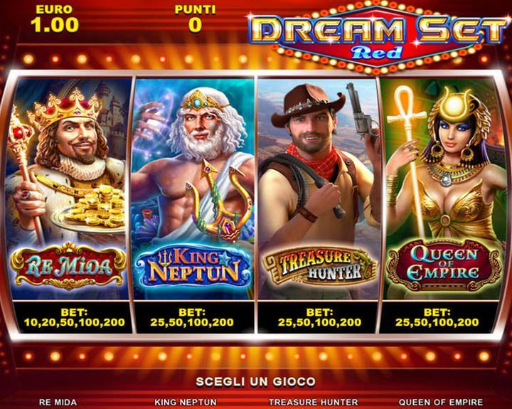 Dream Set Red - 01