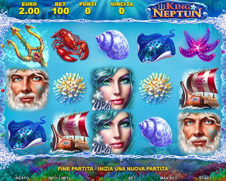 King Neptun - 01