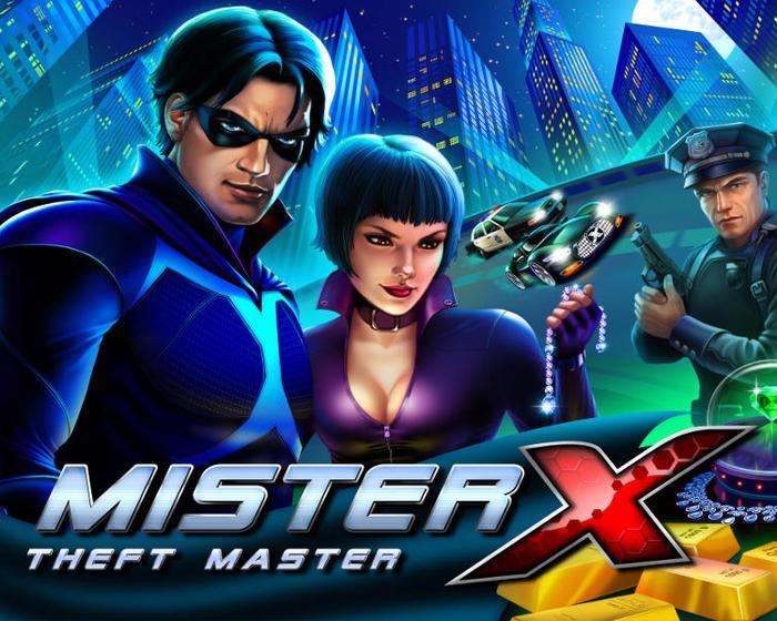 Mister X Theft Master