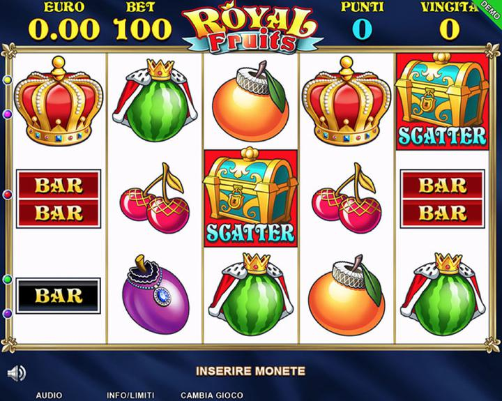 Royal Fruits - 01