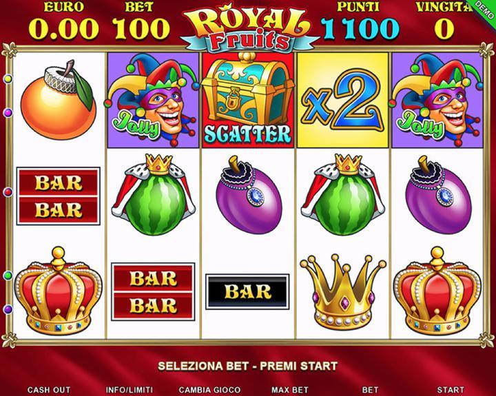 Royal Fruits - 02