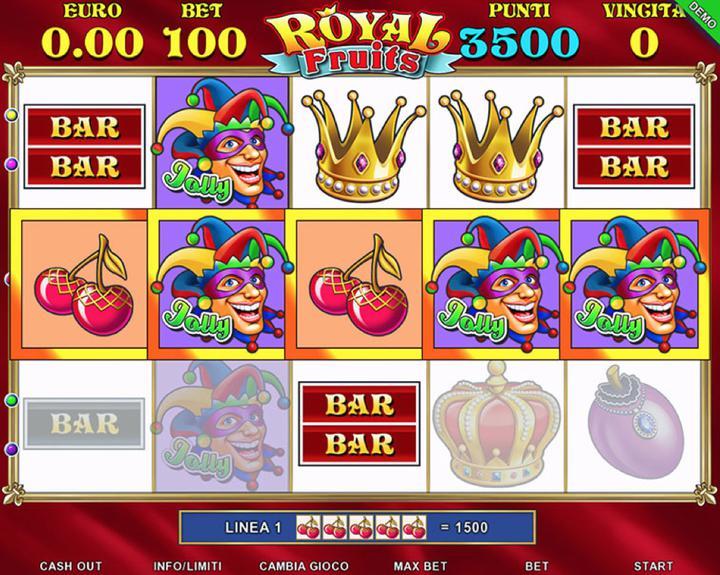 Royal Fruits - 03