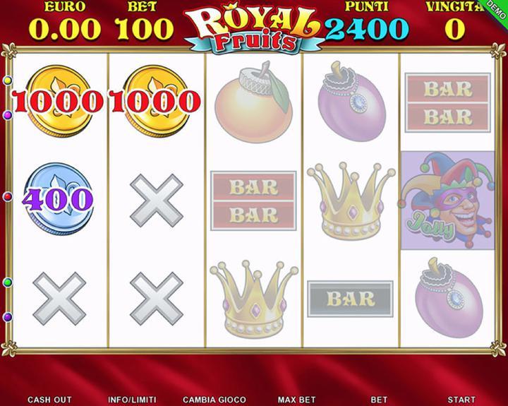 Royal Fruits - 04