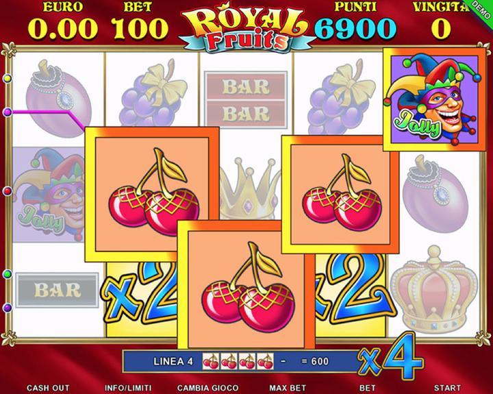 Royal Fruits - 05