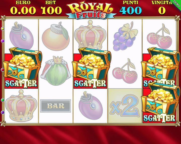 Royal Fruits - 06