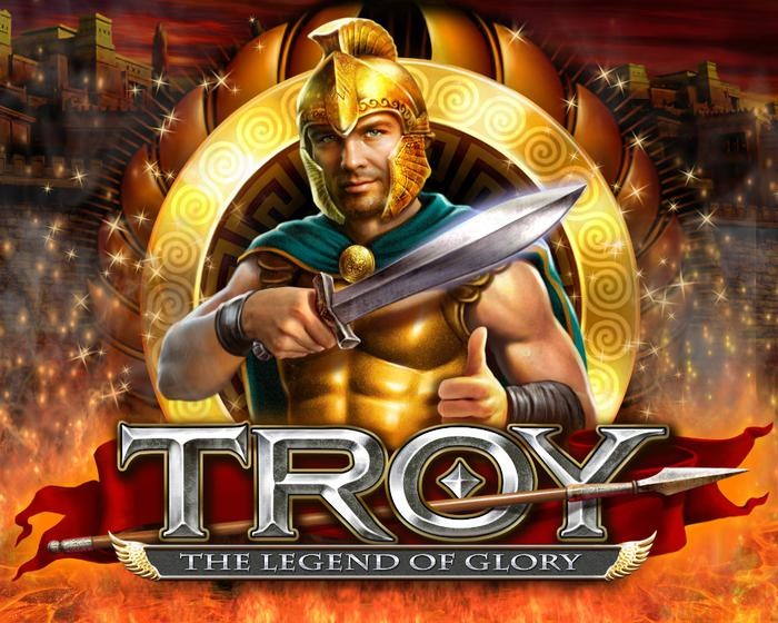 Troy The Legend Of Glory