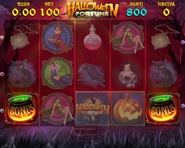 Halloween Fortune - 04